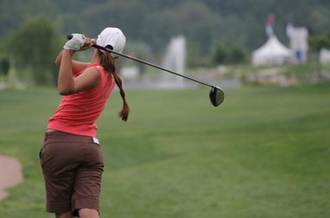Lady Titan Golf Vs Martinsville Gibson Southern High School Sports